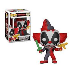 322 Clown Deadpool