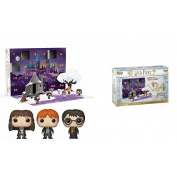 Harry Potter Pocket Pop Calendrier de  l'Avent (24 pièces)