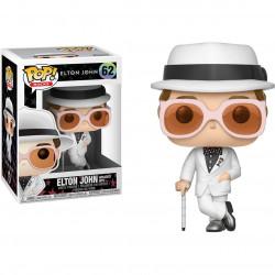 62 Elton John White Costume