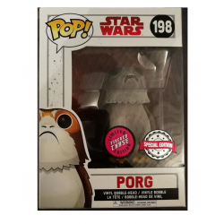 198 Porg Flocked - Chase * Limited Edition