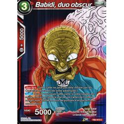 TB2-013 C Babidi, duo obscur
