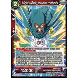 TB2-008 C Mighty Mask, pouvoirs combinés