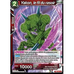 TB2-017 C Yakon, le fil du rasoir