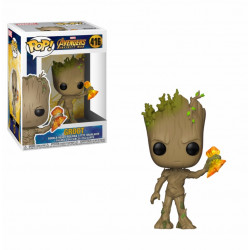 416 Groot With Stormbreaker