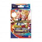 Deck de Démarrage Dragon Ball Super SD06 Resurrected Fusion