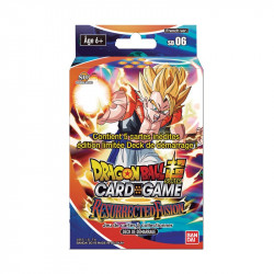 Deck de Démarrage Dragon Ball Super SD06 Resurrected Fusion