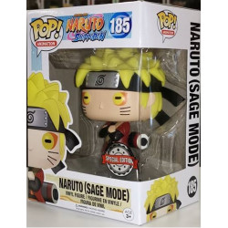 185 Naruto En Mode Sage Ltd. Ed.