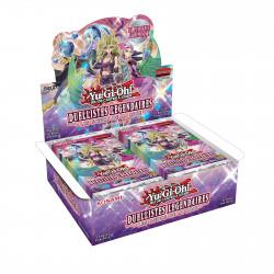 Yu-Gi-Oh! - Boîte 36 Boosters Duellistes Légendaires : Les Sœurs de la Rose