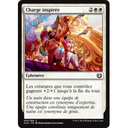 Charge inspirée / Inspired Charge