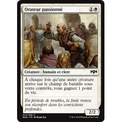 Orateur passionné / Impassioned Orator