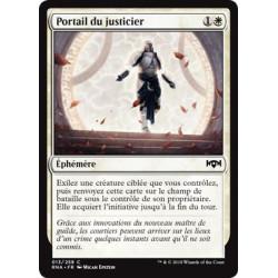 Portail du justicier / Justiciar's Portal