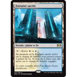 Fontaine sacrée / Hallowed Fountain
