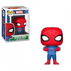 397 Spider-Man avec pull de Noël