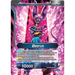 BT1-029 Beerus // Beerus, Dieu de la destruction