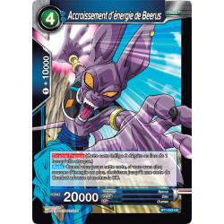 BT1-042 Accroissement d'énergie de Beerus