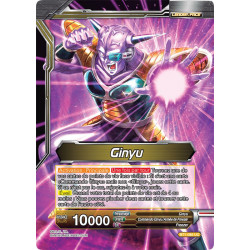 BT1-085 Ginyu // Ginyu, la transformation fourbe