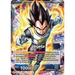 BT1-028 Vegeta // Vegeta Super Saiyan Bleu