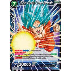 BT1-031 Son Goku God Break