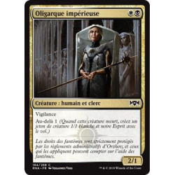 Oligarque impérieuse / Imperious Oligarch