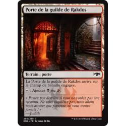 Porte de la guilde de Rakdos / Rakdos Guildgate
