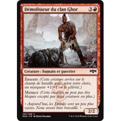 Démolisseur du clan Ghor / Ghor-Clan Wrecker