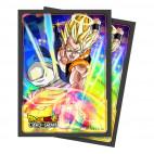 Protège-cartes Dragon Ball Super : Gogeta S3.V1 x65