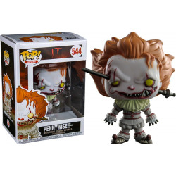 544 Pennywise with Wrought Iron  - Exclusive