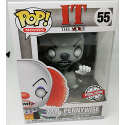 55 Pennywise Classic B&W  - Exclusive