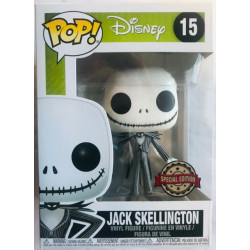 15 Jack Skellington - Exclusive