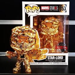353 Star Lord - 10Th Anniversary Chrome