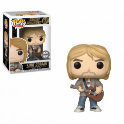 67 Kurt Cobain MTV Unplugged - Exclusive