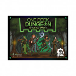 One Deck Dungeon : Forêt des Ombres