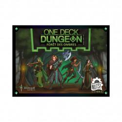 One Deck Dungeon : Forêt des Ombres