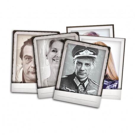 Détective : Portraits de Personnages