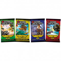 Star Realms - United (pack de 4 boosters)