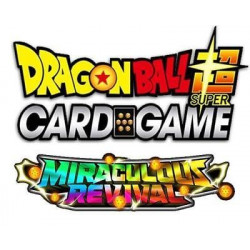 Dragon Ball Super Card Game  : Set Communes Miraculous Revival - série 5