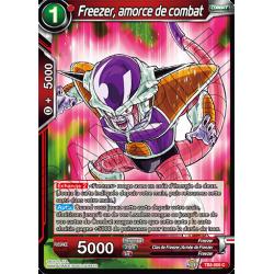 TB3-005 Freezer, Amorce de combat