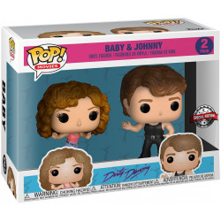 02 Pack  Baby & Johnny - Exclusive