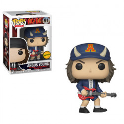 91 Angus Young (Devil Hat)  - Chase * Limited Edition