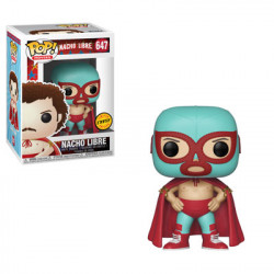 647 Nacho Libre - Chase * Limited Edition