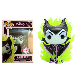 232 Maleficent In Green Flame - Exclusive