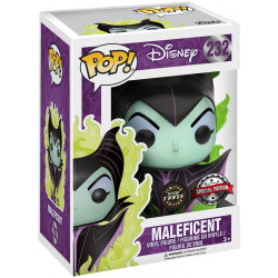 232 Maleficent In Green Flame - Chase * Limited Edition