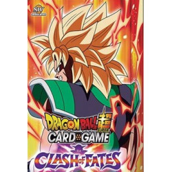 Premium Pack Dragon Ball Super Card Game  Clash Of Fates