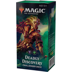 Challenger Deck 2019 : Deadly Discovery