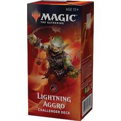 Challenger Deck 2019 : Lightning Aggro