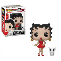 421 Betty Boop & Pudgy