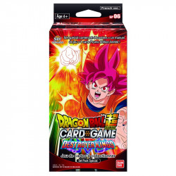 Pack Spécial Dragon Ball Super SP06 Destroyer Kings