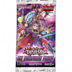 Yu-Gi-Oh! - Booster Les Executeurs Fusions