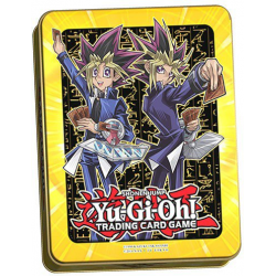 Yu-Gi-Oh! - Mega Tin Box à Collectionner 2017 : Yugi Muto & Yami Yugi