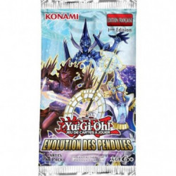 Yu-Gi-Oh! - Booster  Evolution des Pendules